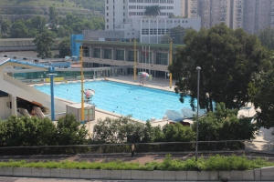2. swimming pool